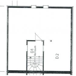 Dachgeschoss (ausgebaut/isoliert)
