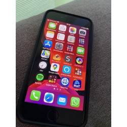 iPhone 8 schwarz space grau...