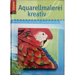 Aquarellmalerei kreativ