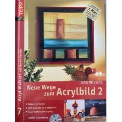 Neue Wege zum Acrylbild 2
