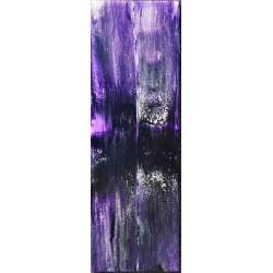 purple water bubbles